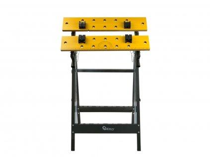 Pracovní stůl, nastavitelný, nosnost 100kg GEKO nářadí G10872