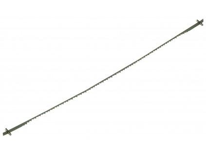 Pilový vlasový plátek na dřevo 127 mm pro DED7762, balení 5 ks DEDRA DED77621