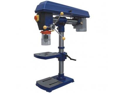 Stojanová stolní vrtačka 550 W, sklíčidlo 16 mm s náklonem 45-90°, 5 rychlostí