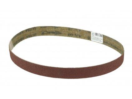 Nekonečný brusný pás na dřevo (korund) 25x762 mm P60