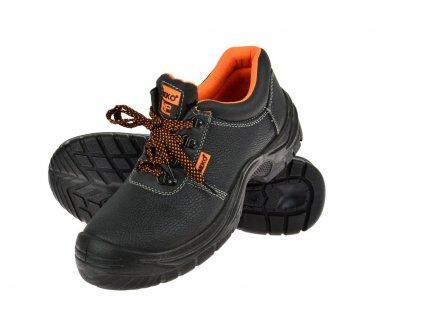 Ochranné pracovní boty model č.1 vel.44 GEKO