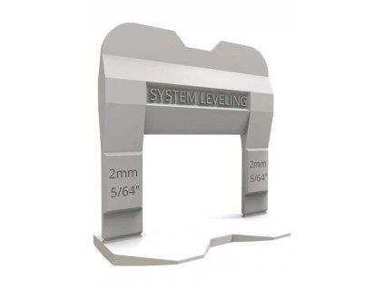 System Leveling - spony 2mm (100ks)
