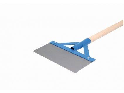 Škrabák podlahový kovový, š. 300mm KUBALA 1416