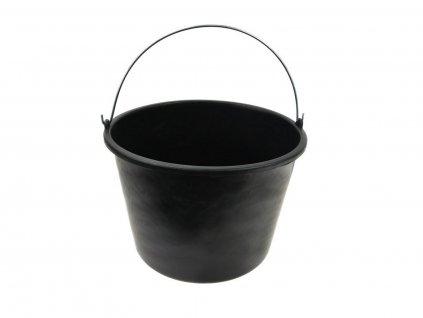 Kbelík 20l černý GEKO nářadí G66102