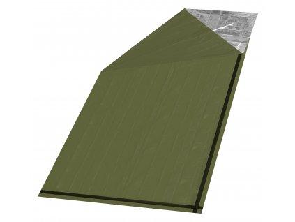Izotermická fólie SOS zelená válec 200x92cm Cattara 13740