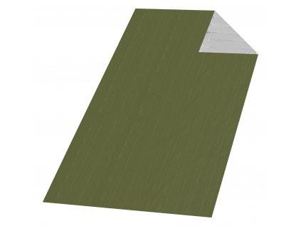 Izotermická fólie SOS zelená 210x130cm Cattara 13741