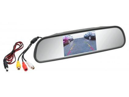 LCD display/zrcátko na zpětné zrcátko Compass 33398