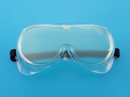 Ochranné brýle s PC zorníkem