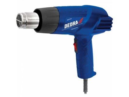 Elektrická opalovací pistole 2000 W Heat gun DEDRA DED7970