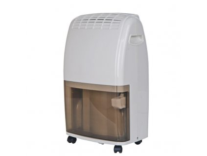 Elektrický odvlhčovač vzduchu 20 l/24 h nádrž 4 l LCD DEDRA DED9903  + velmi slušný výkon za rozumnou cenu
