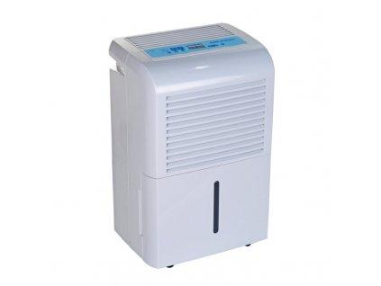 Elektrický odvlhčovač vzduchu Profi 50 l/24 h nádrž 8 l DEDRA DED9905  + regulace vlhkosti, časovač i odmrazování při nižších teplotách vzduchu