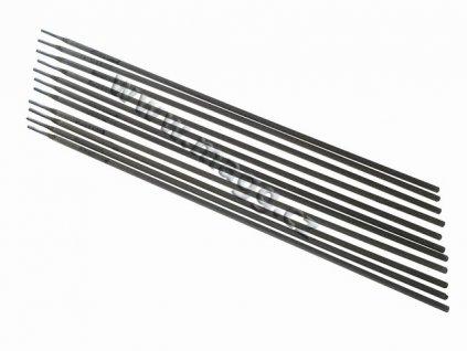 Svařovací rutilové elektrody J421/2,5x300/2,5kg MAGG 50102K