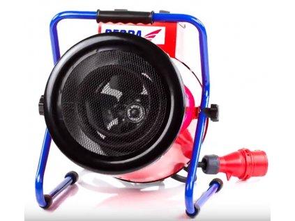 přímotop elektrický 5000W