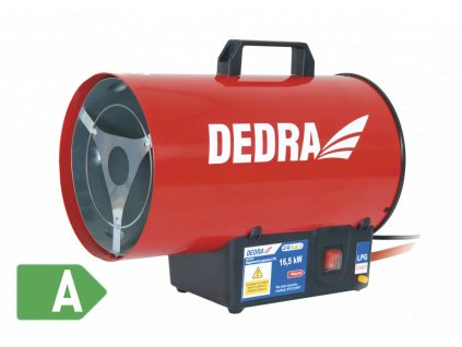 Plynové topidlo na propan butan 16,5 kW  + zdarma plynová hadice a regulátor tlaku