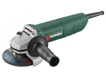 Úhlová bruska Metabo 750W - kotouč 125 mm