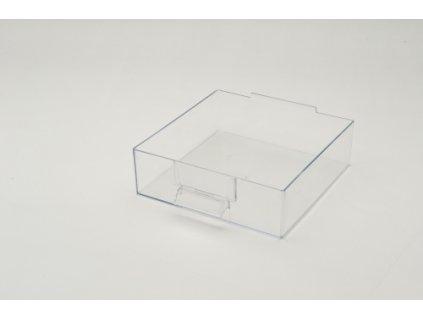 Krabička na šroubky, střední H  50x163x163mm MARS Svratka 6228