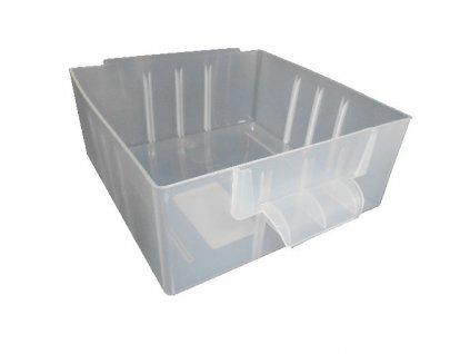 Krabička na šroubky, B (S-střední) 57 x 136 x 136 mm PP MARS Svratka 6256