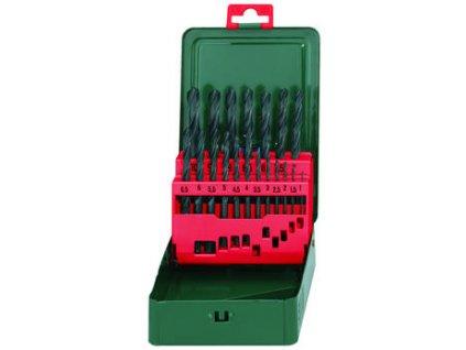 Sada vrtáků do kovu HSS-R Promotion 19ks METABO 627151000  + kvalitní značková sada vrtáků v rozsahu 1-10 mm