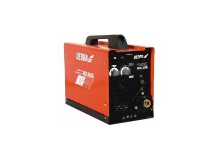 Svářecí invertor CO2 IGBT MIG/MAG, 180 A  + silná svářečka včetně kabeláže