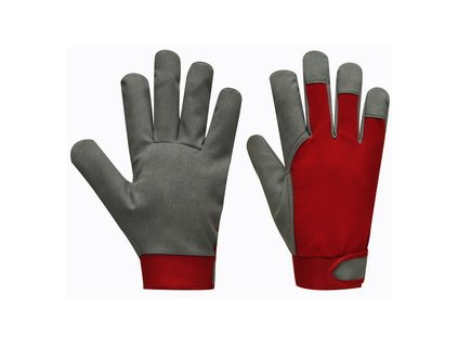 Pracovní rukavice UNI FIT ECO velikost 10, modré