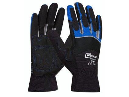 Pracovní antivibrační rukavice ANTI SHOCK velikost 9