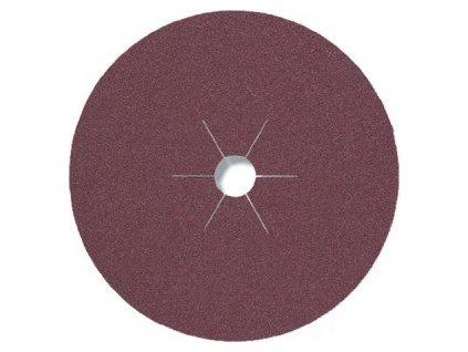 Brusný fíbrový výsek Klingspor, 115mm - P24 - 5 ks MAGG 778300115-24