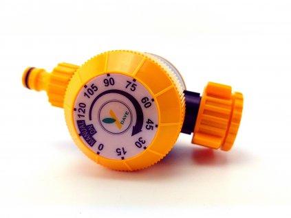 Mechanický časový hadicový ventil na vodu, regulátor 0 až 120 min. MAGG 8001