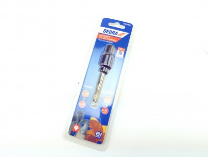 Vodící unašeč pro vyřezávače otvorů,průměr 14-30 mm DEDRA 08W001