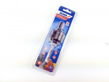 Vodící unašeč pro vyřezávače otvorů,průměr 32-200 mm DEDRA 08W002
