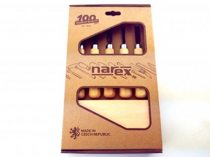 Sada řezbářských dlát 5 ks Narex START