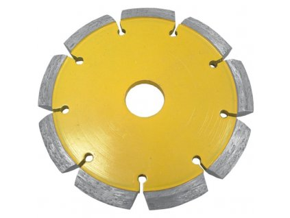 Diamantový kotouč pro frézování prasklin ve tvaru V 115x22,2 mm