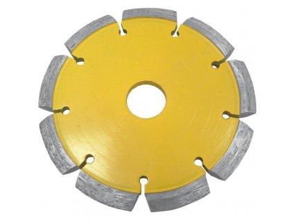 Diamantový kotouč pro frézování prasklin ve tvaru V 125x22,2 mm