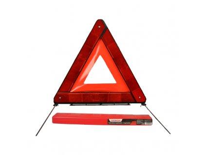 Výstražný trojúhelník do auta 660g