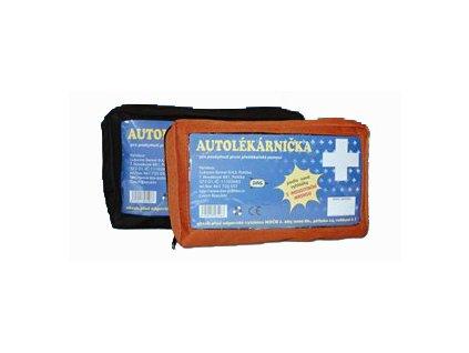 Autolékárnička dle novelizace k 1.1.2011 - kortexinový obal MAGG AUTOL A
