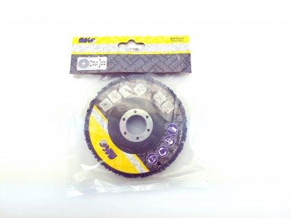 Porézní čistící a brusný kotouč do úhlové brusky 115x22,2mm MAGG BKP95115