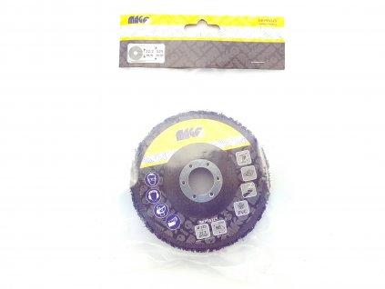 Porézní brusný kotouč do úhlové brusky 125x22,2mm