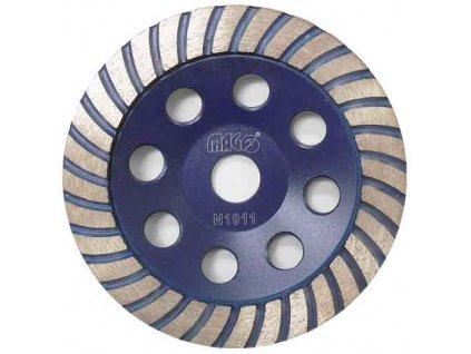 Diamantový kotouč brusný - velký segment 150x22,2mm MAGG DBKS150