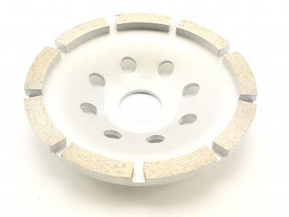 Diamantový brusný kotouč Segmentový 115x22,2 mm DEDRA HP050