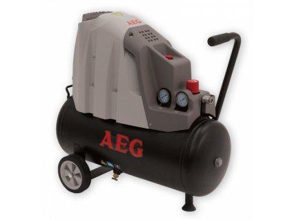 Vzduchový kompresor olejový 50 l AEG
