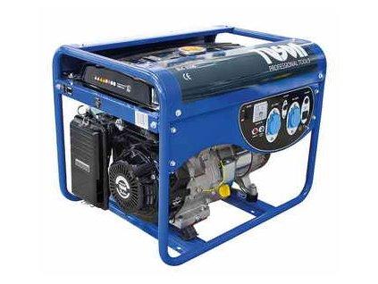 Benzínová elektrocentrála 3100W OHV, AVR, jednofázová TUSON ELC3500