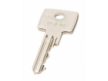Odlitek klíče, typ F6