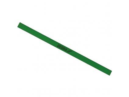 Tužka tesařská H4 24,5 cm zelená DEDRA M9002