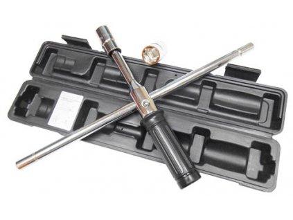 Klíč na kola křížový, hlavice 17/19 a 21/23 mm MAGG PROFI GSW1921