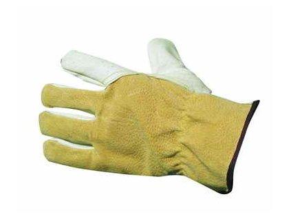 Celokožené zimní pracovní rukavice, velikost 11 CERVA GROUP a. s. HERON WINTER11