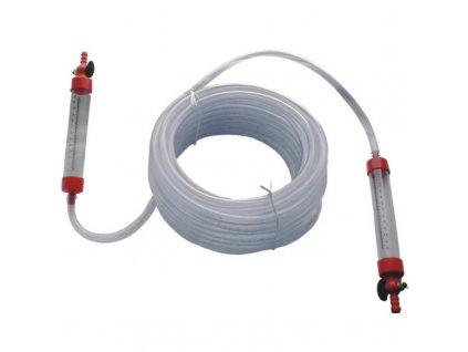 Vodováha vodní s hadicí 25 m DEDRA MW033