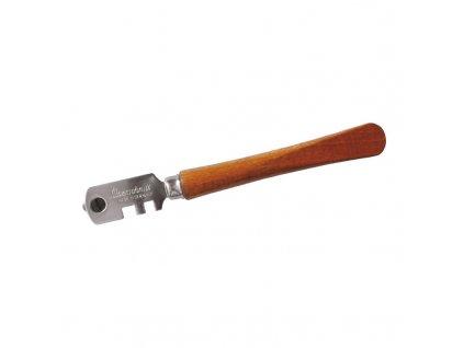 Nůž na řezání skla Silberschnitt 6 řezných koleček Silberschnitt S100.0