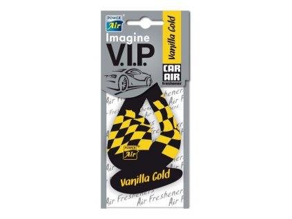 Osvěžovač vzduchu - Vanilla Gold IMAGINE V.I.P.
