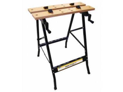 Pracovní stůl  skládací, šíře 560mm, hloubka 200-300mm nastavitelné