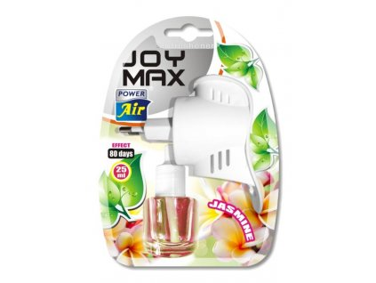 Dekorativní kapalinový osvěžovač vzduchu JOY MAX Jasmine POWER AIR JM-54