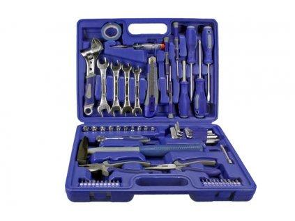 Praktický kufr se základním nářadím pro běžné opravy v domácnosti 59 dílů MAGG JY0059
